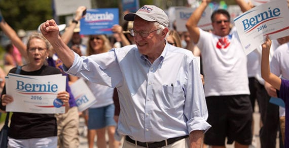 Three things business leaders can learn from Bernie Sanders
