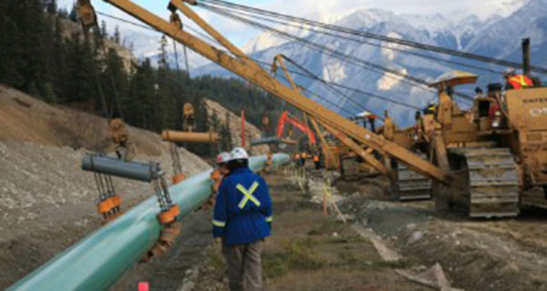 Trans Mountain expansion approval embraced by oil patch
