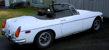 Mazda MX-5 has the heart of an MGB – and much more