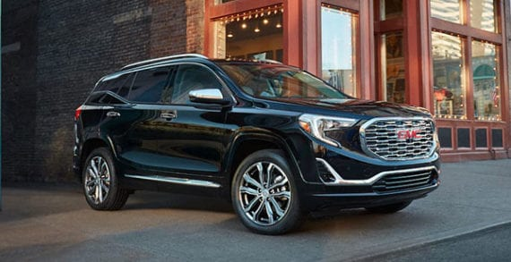 Strip away the mod cons and GM's Terrain could be the perfect vehicle