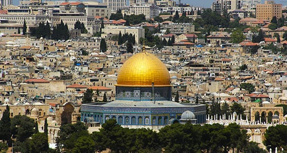 Pilgrimage cities of interest to all travellers, not just the religious