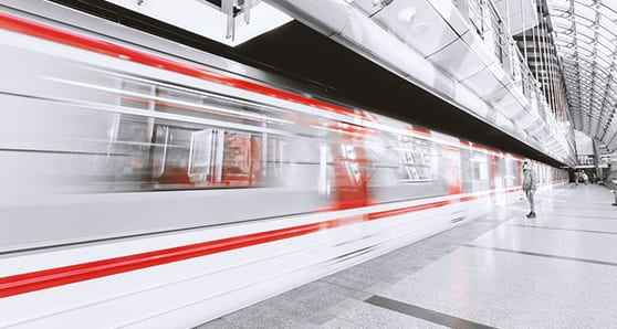High-speed rail case difficult to make