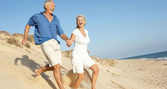 Vacation planning for empty-nesters
