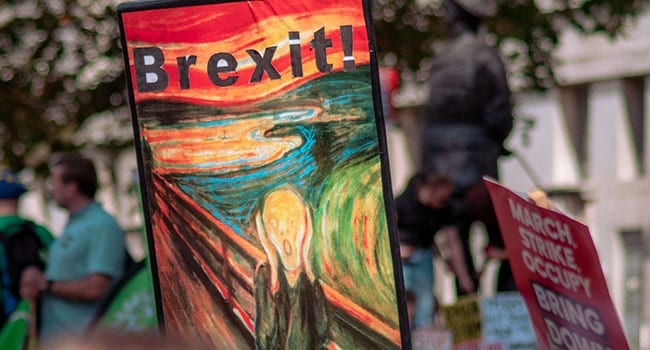 What if Brexit leads to the breakup of the United Kingdom?