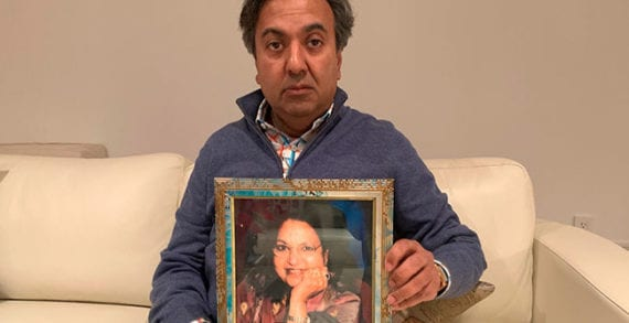 Why won't Canada help me get my mother's killers?