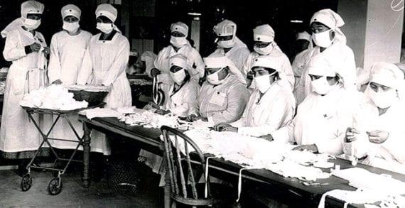 The Coronavirus – 1918 all over again?
