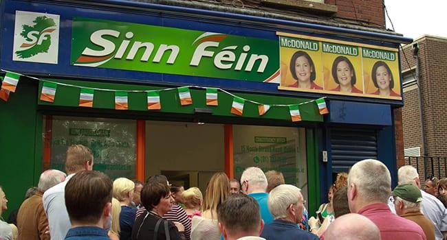 Ireland on the cusp of political upheaval