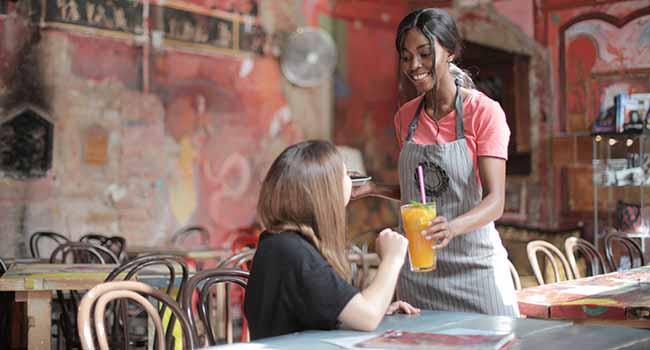 Customer service: making it right