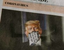 Will Trump's COVID-19 diagnosis lead to a bump in the polls?