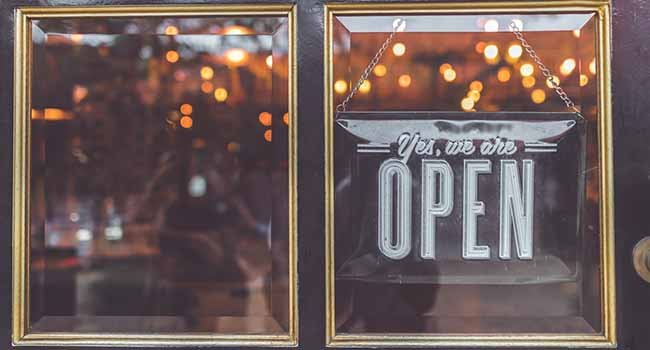 Five things you need to do to reopen your business