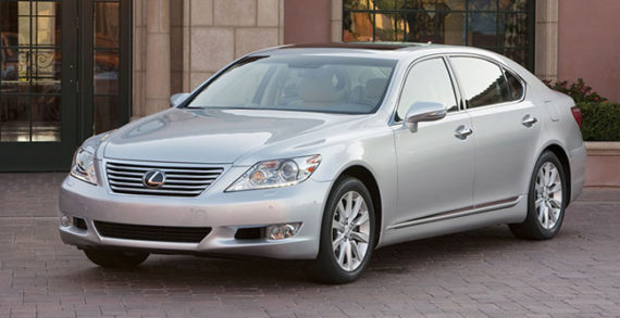Lexus LS 460 stands the test of time
