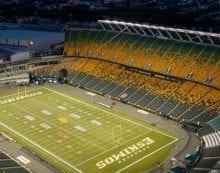 It's time to rename the Edmonton Eskimos