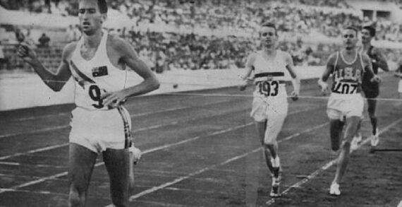 The 1960 Olympics were spectacular in more ways than one