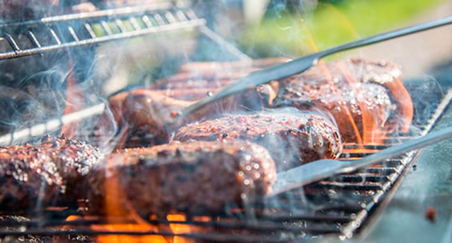 Time on your hands? Get busy barbecuing