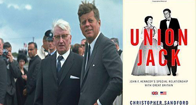 John F. Kennedy: an anglophile for all seasons