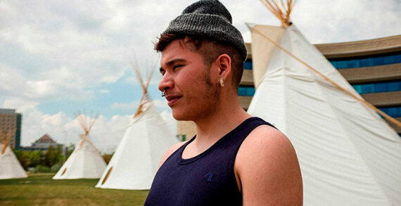 Graduation opens new chapter for Cree poet and Rhodes scholar