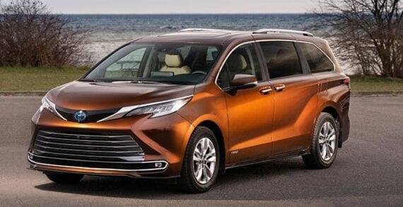 Toyota Sienna proves the minivan still worth a look