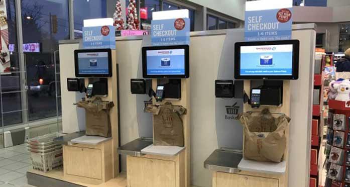 Are self-checkouts winning the machine-versus-human battle?
