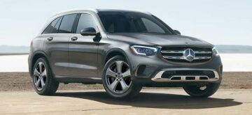 Mercedes-Benz GLC 300 offers luxury and performance