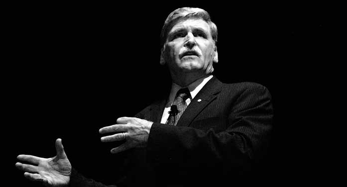 Leaders need moral courage now more than ever: Roméo Dallaire