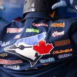 toronto blue jays baseball mlb home run jacket